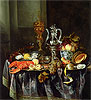Still Life with Fruit and Shellfish | Abraham Hendrickz van Beyeren