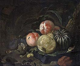 Still Life | Abraham Mignon | outdated