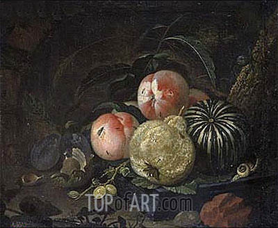 Still Life, undated | Abraham Mignon| Painting Reproduction