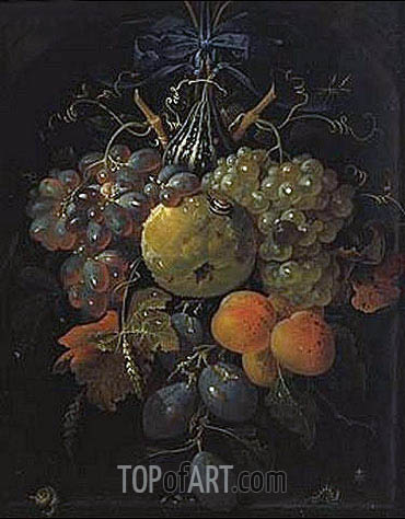 Abraham Mignon | Fruits, undated