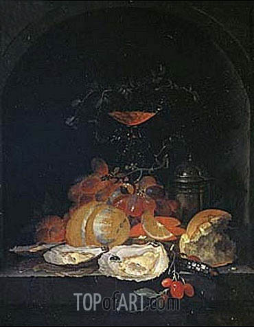 Still Life, undated | Abraham Mignon | Painting Reproduction