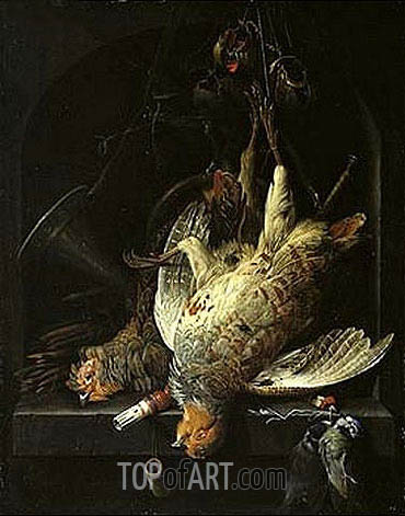Dead Fowl, undated | Abraham Mignon| Painting Reproduction