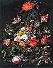 Summer Flowers | Abraham Mignon