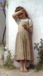 In Penitence   Bouguereau   Painting Reproduction