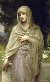 Modesty, 1902 by Bouguereau | Painting Reproduction
