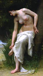 After the Bath, 1894 by Bouguereau | Painting Reproduction