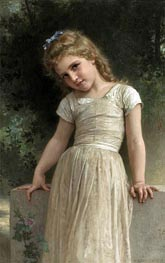 The Mischievous One, 1895 by Bouguereau | Painting Reproduction