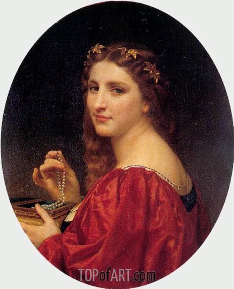 Bouguereau | Marguerite, 1868