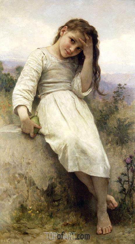 Bouguereau | Little Thief, 1900
