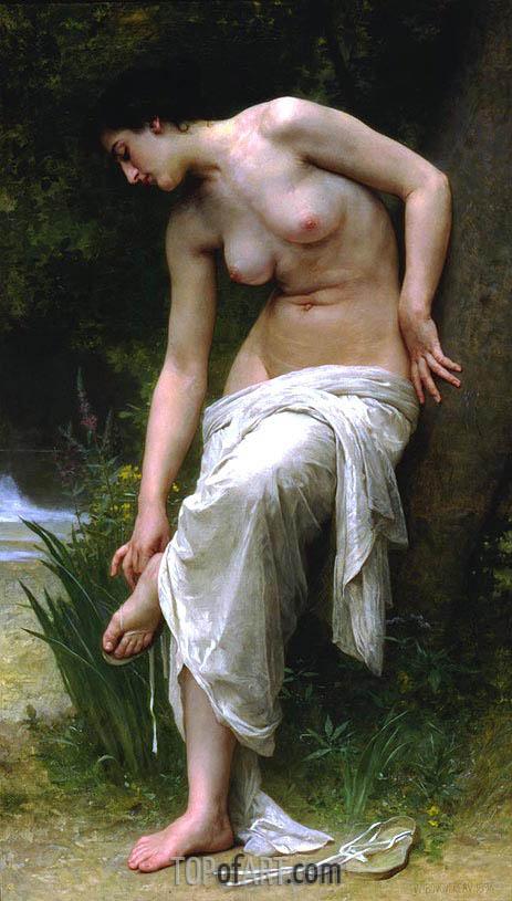 Bouguereau | After the Bath, 1894