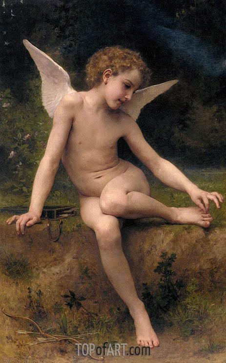 Bouguereau | L'Amour A L'Epine, 1894