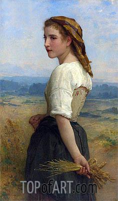 Bouguereau | Glaneuse, 1894