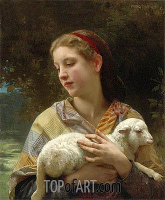 Bouguereau | Innocence, 1873