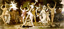 The Youth of Bacchus | Adolphe-William Bouguereau