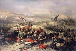 The Taking of Malakoff, 8th September 1855 | Adolphe Yvon | outdated