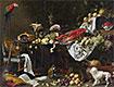 Veranstaltungsstillleben, 1644 | Adriaen van Utrecht