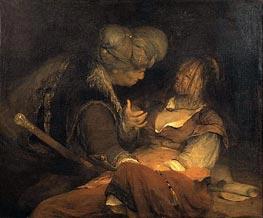 Judah and Tamar, c.1700 von Aert de Gelder | Gemälde-Reproduktion