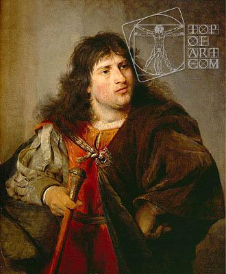 Aert de Gelder | A Man, 1689