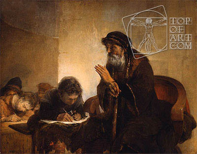 Schoolmaster with his Pupils, undated | Aert de Gelder | Painting Reproduction