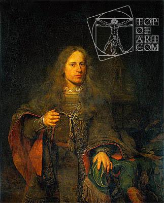 Aert de Gelder | Ernestus van Beveren, Lord of West-IJsselmonde and the Lindt, 1685