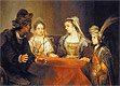 The Betrothal of Tobias | Aert de Gelder