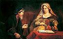 Esther and Mordechai | Aert de Gelder