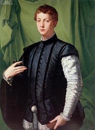 Portrait of Ludovico Capponi | Bronzino | outdated