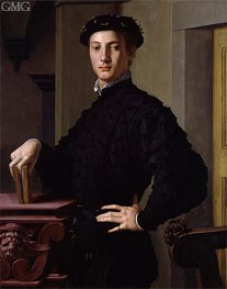 Portrait of a Young Man | Bronzino | outdated