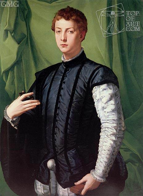 Bronzino | Portrait of Ludovico Capponi, c.1550/55