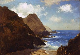 Farallon Islands | Bierstadt | Painting Reproduction
