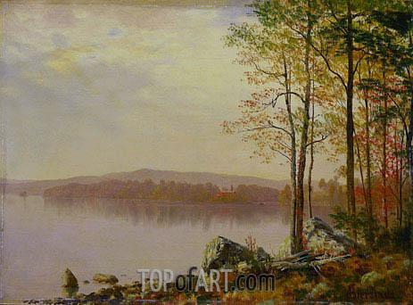 Bierstadt | Landscape, 1899