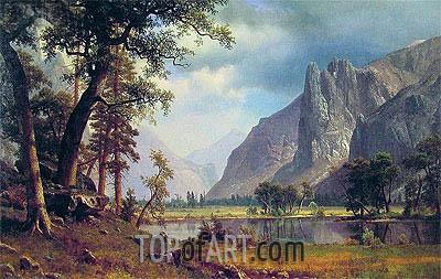 Bierstadt | Yosemite Valley, 1866