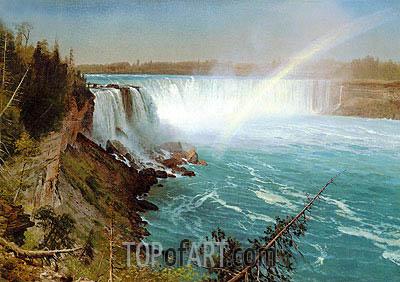 Bierstadt | Niagara, c.1869