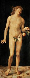 Adam, 1507 by Durer | Painting Reproduction
