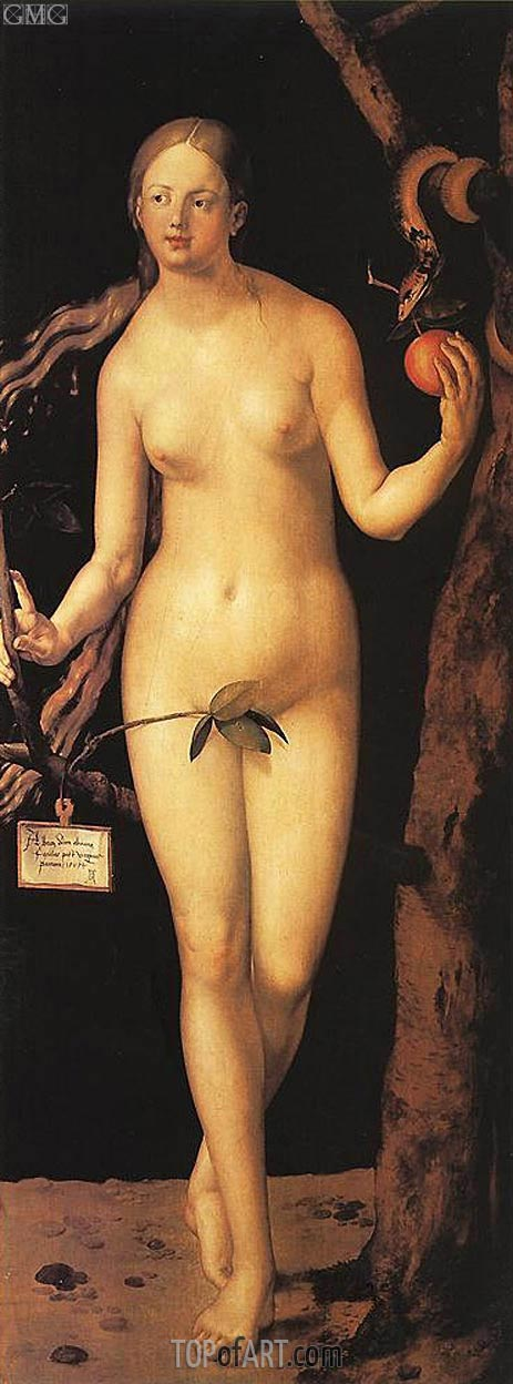 Eve, 1507 | Durer | Painting Reproduction