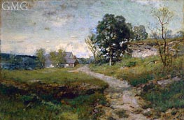 Arkville Landscape | Alexander Wyant | Painting Reproduction