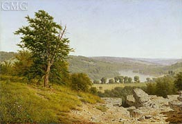 Landscape | Alexander Wyant | Painting Reproduction