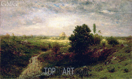 Alexander Wyant | Keene Valley, c.1884/86