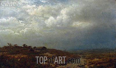 Alexander Wyant | Irish Landscape, 1865