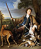 Self-Portrait as a Hunter, 1699 | Alexandre-François Desportes