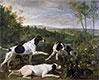 Bonne, Nonne and Ponne, c.1702 | Alexandre-François Desportes