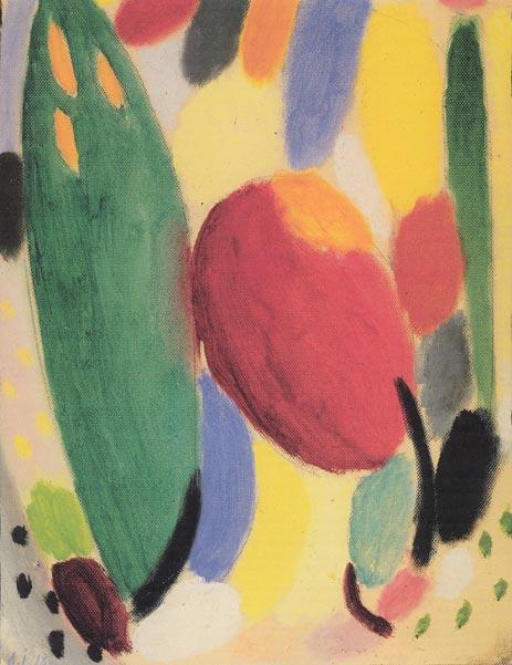 Alexei Jawlensky | Variations, 1918