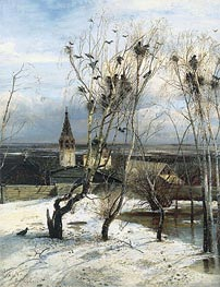 The Rooks Have Come | Alexey Savrasov | outdated