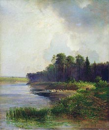 Coast of the River | Alexey Savrasov | outdated