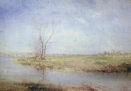 Spring | Alexey Savrasov | Painting Reproduction