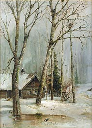 Cottage in the Woods | Alexey Savrasov | veraltet