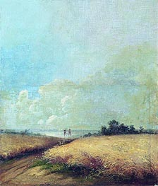 Summer, Undated by Alexey Savrasov | Painting Reproduction