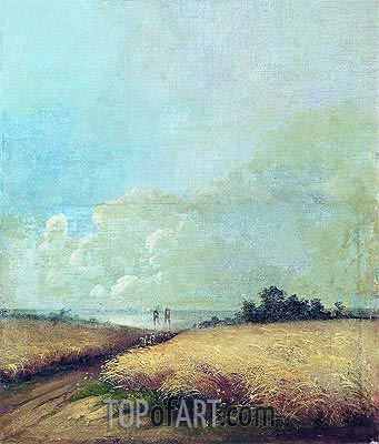 Summer,  | Alexey Savrasov| Painting Reproduction