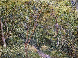 In the Wood | Alfred Sisley | veraltet