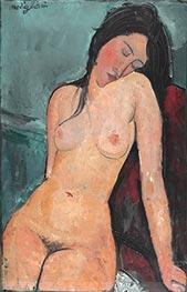 Weiblicher Akt | Modigliani | veraltet